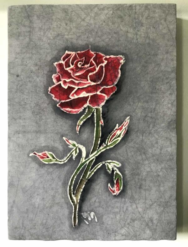 Batik Rose