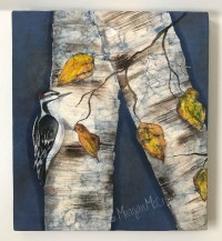birch woodpecker original