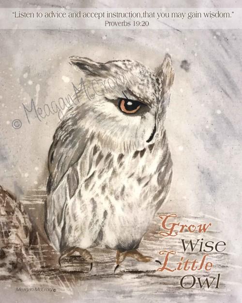 child owl print copy
